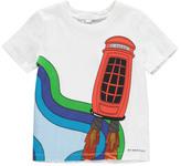 Burberry Telephone Box T-Shirt