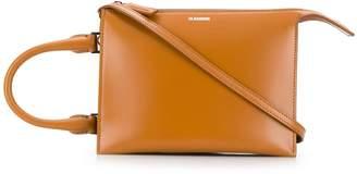 Jil Sander clutch shoulder bag