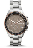 Fossil Sport 54 Chronograph Stainless Steel Watch