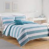 Izod Brandon Stripe Comforter Set