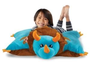 Pillow Pets Signature Jumboz Dinosaur Oversized Stuffed Animal Plush Toy