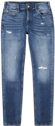 True Religion Jack distressed skinny jeans