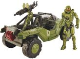 Mattel Halo Warthog Vehicle & Master Chief Set by