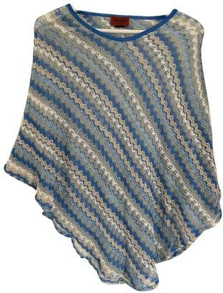Missoni Blue Cotton Swimwear for Women