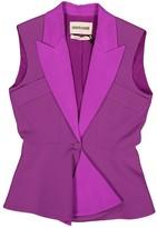 Roberto Cavalli Purple Jacket for Women