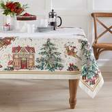 Williams-Sonoma Williams Sonoma 'Twas the Night Before Christmas Tablecloth