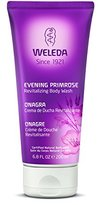 Weleda Evening Primrose Revitalizing Body Wash, 6.8 Fluid Ounce