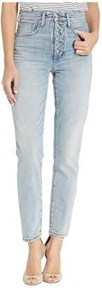 Joe's Jeans Danielle Vintage Straight in Vintage Light (Vintage Light) Women's Clothing