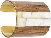 Forte Forte wide cuff bracelet