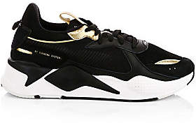Puma Men's RS-X Trophy Mesh & Leather Sneakers