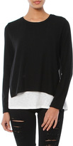 Generation Love Ellie Double Layer Sweater