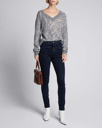 Rag & Bone Jane Super High-Rise Skinny Jeans