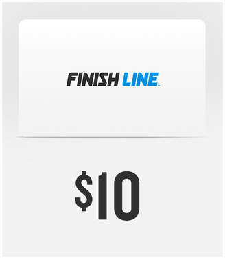 Finish Line Gift Cards/Donations Gift Card