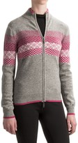 Neve Grace Cardigan Sweater - Merino Wool (For Women)