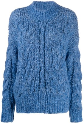 IRO Situla cable knit jumper