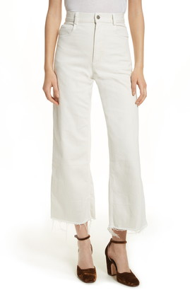 Rachel Comey Legion Crop Wide Leg Pants