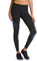 Gap gFast winterbrush reflective print leggings