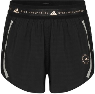 adidas by Stella McCartney Logo Waistband Running Shorts