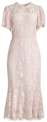 Shoshanna Ellery Lace Dress