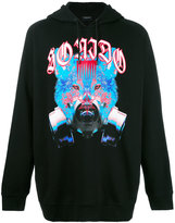 Marcelo Burlon County of Milan Tomas hoodie - men - Cotton - S