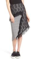 Women's J Koo Glen Check Skirt