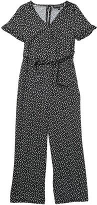 Trixxi Knit Jumpsuit