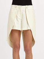 Corby Kara Laricks Tails Shorts
