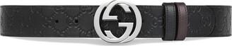 Gucci Reversible Signature belt