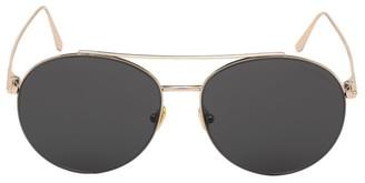Tom Ford Cleo 59MM Aviator Sunglasses