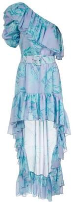 Aggi Antonellina Misty Lilac Dress