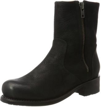 Blackstone Womens Mw68 Ankle Boots Black Size: 6 UK