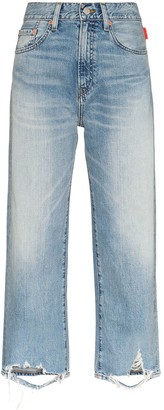 Denimist Pierce cropped jeans