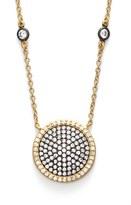 Freida Rothman 'Metropolitan' Pavé Pendant Necklace