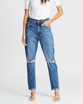 Nobody Denim Frankie Slim Ankle Jeans
