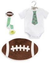 Mud Pie 4-Piece Deluxe Football Gift Set