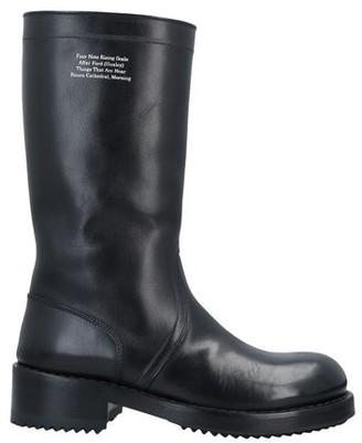 Raf Simons Boots