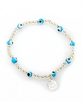 Blee Inara Turquoise Eye Stretch Bracelet
