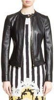 Versace Women's Leather Jacket