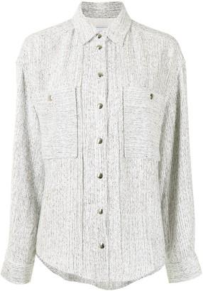 IRO Chest-Pocket Shirt