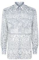 Vivienne Westwood Lace Print Military Shirt