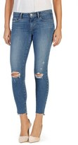Paige 'Verdugo' Ripped Ankle Ultra Skinny Jeans (Gia Destructed)