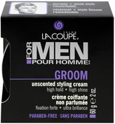 Lacoupe For Men Unscented Styling Cream 60g
