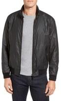 Baracuta Men's G9 Water Repellent Resin Coated Harrington Jacket