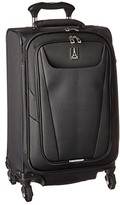 Travelpro Maxlite(r) 5 - 21 Expandable Carry-On Spinner (Black) Luggage