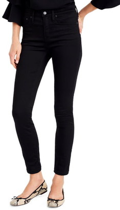 J.Crew Toothpick High Rise Jeans
