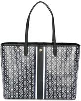 Tory Burch Gemini link tote - women - Canvas - One Size