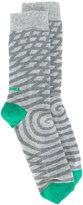 Diesel patterned ankle socks