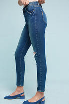 Paige Hoxton High-Rise Ultra-Skinny Ankle Jeans