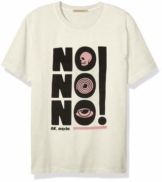 Nudie Jeans Unisex-Adult's Roy No No No