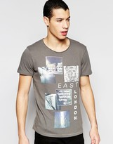 Selected Homme T-shirt With Print
